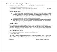 simple wedding photography contract template uk create