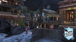 World Map Winter by Additional 6 Cod4 Maps