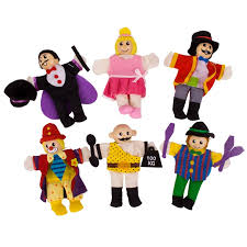 circus puppets 11 best bigjigs toys theatre images on finger