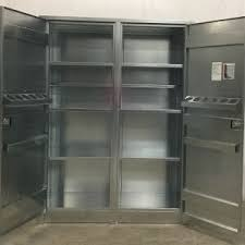 Metal Locking Storage Cabinet Metal Utility Storage Cabinet Premier Door Company