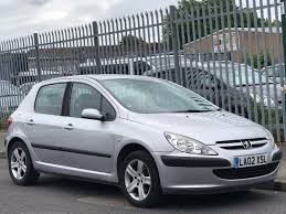peugeot 307 lhd peugeot 307 2 0 hdi diesel uk left hand drive in wollaton