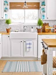 Kitchen Faucet For Farmhouse Sinks Repair A Kitchen Faucet Better Homes Gardens