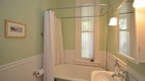 the most bathroom 17 best ideas about modern shower curtain rods on in wrap within wrap around shower curtain rod ideas 585x329 jpg