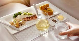 cuisine premier business premier sle menu cuisine and wine onboard your