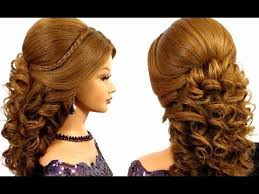 hairstyles youtube romantic wedding prom hairstyle for long hair youtube live