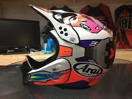 motocross gear sydney helmets helmets helmets pro replica and painted ones
