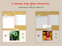 Create Your Own Doge Meme - such doge create your own shiba inu doge meme in seconds app