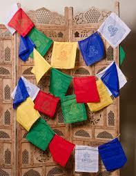 Prayer Flags Green Tara Prayer Flags Enlightenment And Success