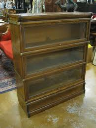 Sauder Barrister Bookcase by Furniture Vintage Barrister Bookcase On Store Fascinating