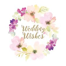 wedding wishes free printable wedding congratulations card