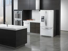 Kitchen Ideas With Black Cabinets Black Kitchen Appliances Ideas Home Decorating Interior Design