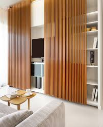 wood slats add texture and warmth to these homes idolza