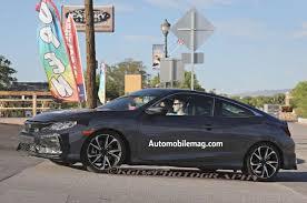 2018 honda civic si picture review car 2018