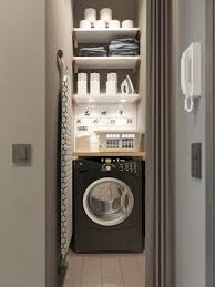Modern Laundry Room Decor by Delightful Small Laundry Room In Apartment Decorating Ideas