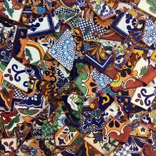 broken mexican mosaic tiles u2013 custom made