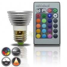 color changing flood light bulb par16 16 color changing dimmable led flood light bulb with remote
