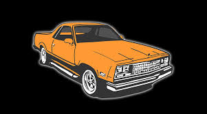 el camino orange chevrolet el camino web candy