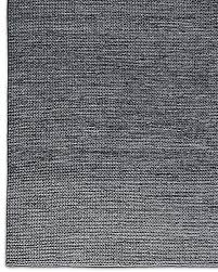 Black Jute Rug Hand Braided Jute Rug Collection Rh