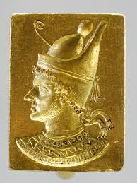 file ring with engraved portrait of ptolemy vi philometor 3rd u20132nd
