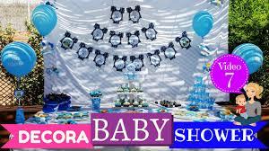ideas decorar baby shower guirnalda de baby shower para
