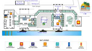 carnival cruise ship floor plans belize belize cruise port of call