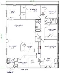 2 Story Pole Barn House Plans Barndominium Floor Plans Pole Barn House Plans And Metal Barn