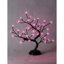 lightshare cherry blossom bonsai light 16 36 led battery powered