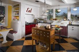 repurposed kitchen island 15 funky kitchen islands that will you jump on the