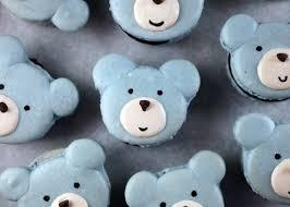 beary cute macarons u2013 bakerella com