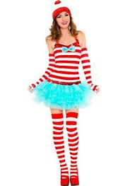 where s waldo costume women s where s waldo costume ebay