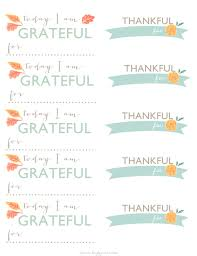 a thanksgiving tradition diy gratitude jar printable thankful
