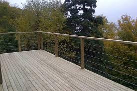 Ideas For Deck Handrail Designs Modern Deck And Deck Railing Ideas Montreal Outdoor Living
