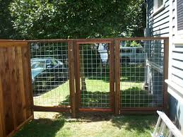 Gate For Backyard Fence 51 Best Hog Wire Fences U0026 Arbors Images On Pinterest Fence Ideas