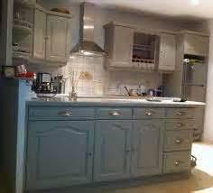 comment renover une cuisine repeindre sa cuisine en gris cuisine couleur pastelle with