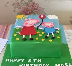 peppa pig cake peppa pig cake 10