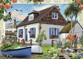 country cottage ravensburger country cottage collection no 3 the fisherman s