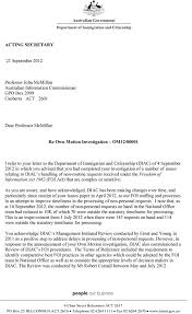 sample cover letter to immigration officer cover letter for