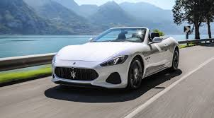 maserati convertible 2018 maserati archives the torque report