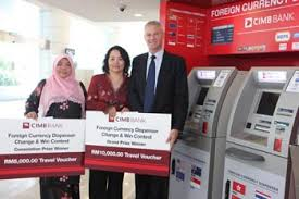 cimb expects bureau de change transactions to rise to rm1 5 billion
