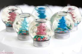 snow globe jello 1 cookie