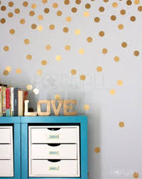 Best Ellas Room Images On Pinterest Children Home And - Polka dot wall decals for kids rooms