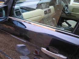 chrome range rover chrome window rubber trim cover kit for range rover l322 vogue