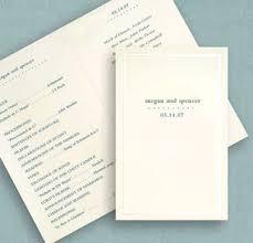 Wedding Program Printing Download Your Free Wedding Invitation Printing Templates Here