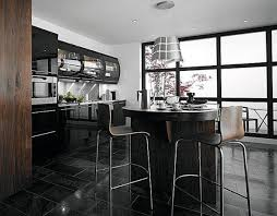 black decor how to use sleek black in your home decor freshome com