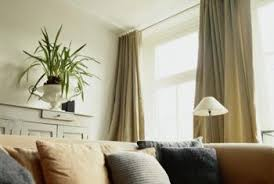 Hang Curtains From Ceiling Designs Hanging Curtains From The Ceiling Vs A Window Home Guides Sf Gate