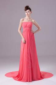 empire linie tragerlos knielang tull brautjungfernkleid mit drapiert p662 abendkleider empire stil günstig kaufen bei mekleid de