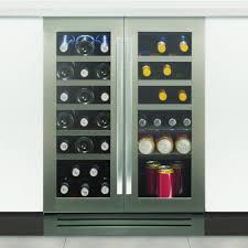 Kitchenaid Wine Cellar Kitchen Caple Wi6230 60cm Undercounter Dual Zone Wine Cooler