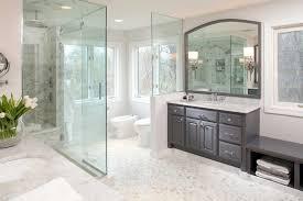 Contemporary Master Bathroom Modern Master Bathroom