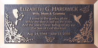 grave marker designs beautiful design themes for your affordable bronze grave marker
