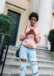 the best street style pics from london fashion week spring 2017